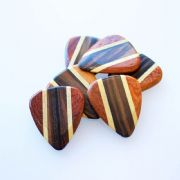 Zone Tones Deluxe - Tin of 4 Guitar Picks | Timber Tones